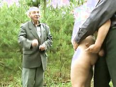 Секс на улице
